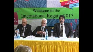 INTERNATIONAL REGETTA 2017 |150 YEAR OF MBC |MADRAS BOAT CLUB|AUSTIA|BRITAIN|SRILANKA