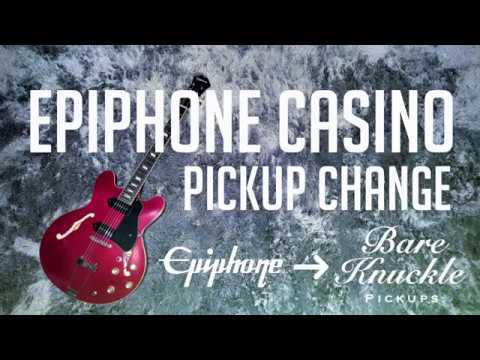 Epiphone Casino Test