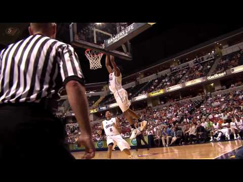 2012 Indiana All-Star Highlights (Bankers Life Fieldhouse) (6.9.12) [HD]