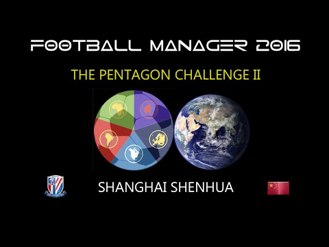 Football Manager 2016: The Pentagon Challenge Part 59 - A Ma
