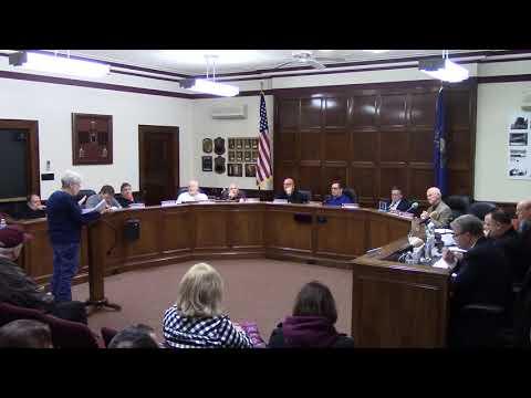 Munhall Borough - Council Meeting - 2/20/19