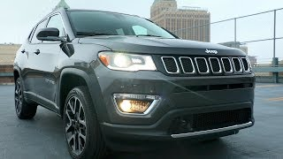 All-New Jeep Compass Review