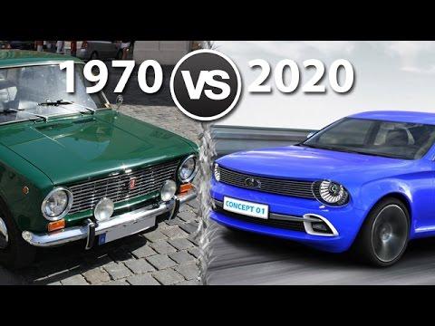 New Lada Vaz 2101 Concept 2020 Youtube