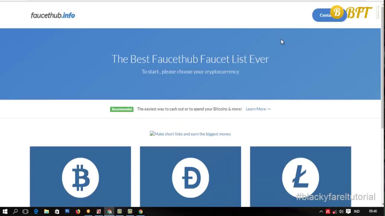 Litecoin Faucets That Use Faucethub Definition Of Cryptocurrency