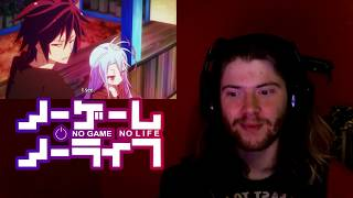 """Let's Watch """"No Game No Life"""" E1 [Blind]"""