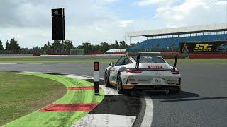 Raceroom setup