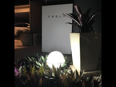 REA SOLAR AND TESLA POWERWALL 2 INSTALL PART 1