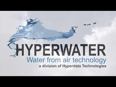 Hyperwater Air to Water Generator