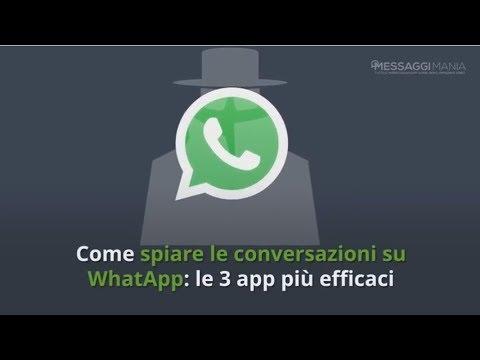 app per spiare le chat whatsapp