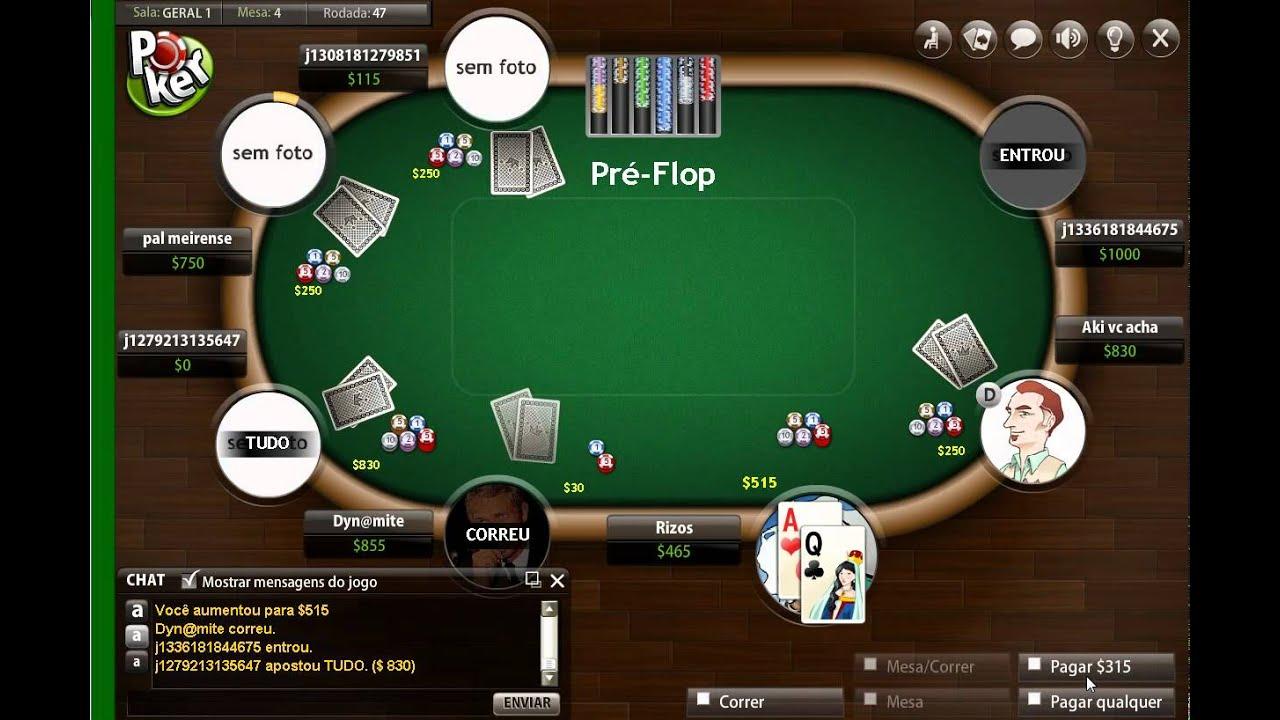 Baixaki jogo de poker online gratis