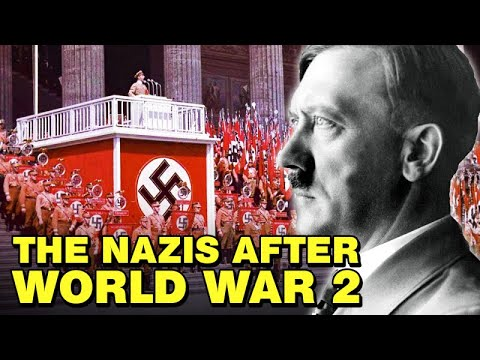 What Happened to the Nazis After World War 2?