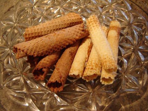 Krumkake Cookies by Diane Lovetobake