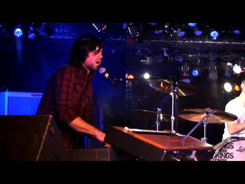 Crash Kings - Mountain Man - Live On Fearless Music HD