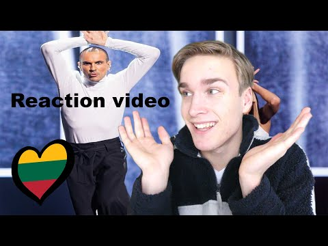 Reaction Video The Roop - On Fire Lithuania Eurovision 2020