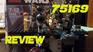 LEGO STAR WARS 75169 REVIEW/ОБЗОР