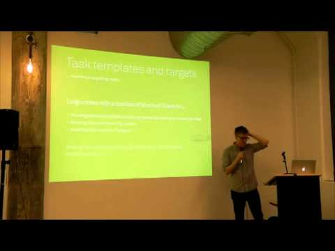 Batch Data Processing at Spotify by Erik Bernhardsson