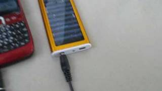 SuntekStore.com Free Ship Solar charger for Mobile Phone Digital Camera Mp3 Mp4