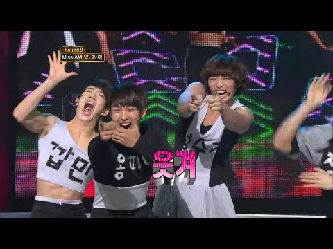 【TVPP】2AM  Bad Boy Good Boy, 투에이엠  배드 보이 굿 보이 @ Star Dance Battle
