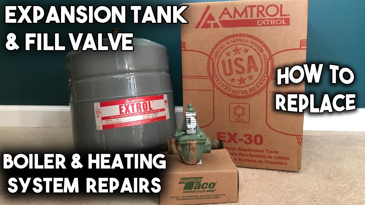 A3 Water Heaters ... Watts Potable Water Expansion Tank for 50 gal