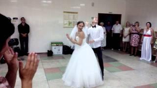 Свадебный танец Полини и Жени Субботы