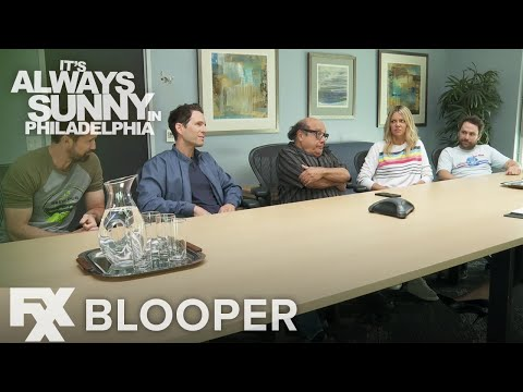 Woody and Wilcox - This Blooper Reel From It's Always Sunny Will Make Your Day!