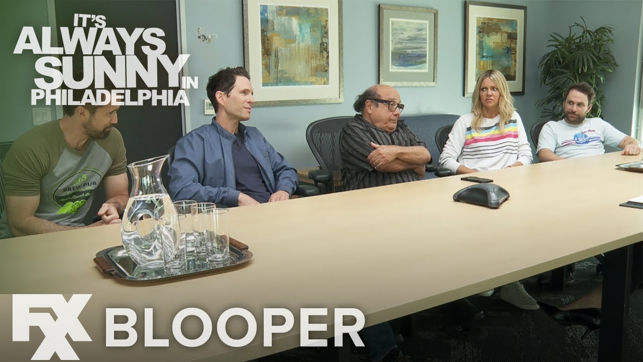 Download It's Always Sunny In Philadelphia | Season 14 Blooper Reel | FXX
