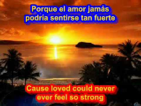 Said I love you but I lied  Michael Bolton ( SUBTITULADO INGLES ESPAÑOL )