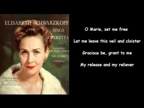 Elisabeth Schwarzkopf: Nuns Chorus & Laura's Song