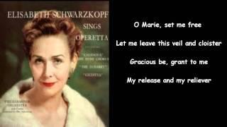 Elisabeth Schwarzkopf: Nuns Chorus & Laura