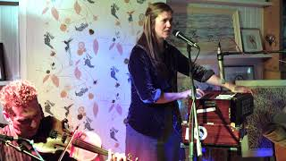 Ancient ballad 'Greenwood Side' (Rose o Malinde) by Jenny Sturgeon Trio in Braemar Gallery 2018
