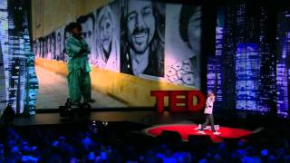 JR TED Talk (Excerpts)