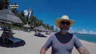 Вьетнам, Ня Чанг, отель BALCONY идем на набережную и пляж