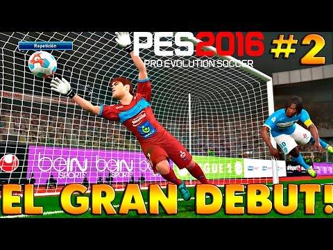 PES 2016 BAL | ¿¿¿YOSHI O MESSI SELLERS!!!!???? #2 | 2.0 |
