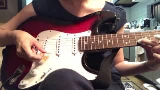 エレキギターのエの字も分からない初心者が思いつきで作曲してみました...