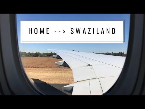 World Race LAUNCH + Travel to SWAZILAND!