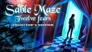Sable Maze 4: Twelve Fears Gameplay | HD 720p