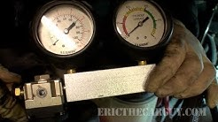 How To Perform A Leak Down Test - EricTheCarGuy