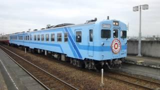 水島臨海鉄道キハ37・38形 水島本線第28列車