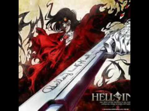 Hellsing Opening - Logos Naki World (Instrumental) Full
