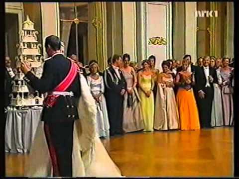 Brudevals 25.  august 2001