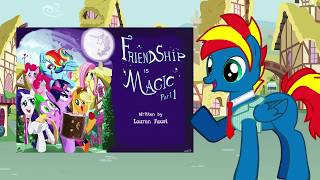 Elke Episode van Friendship is Magic Seizoen 1 REVIEWED (Sneek Peek)