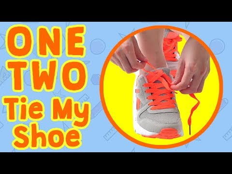 One Two Tie My Shoe - Nursery Rhymes For Kids | Captain English Songs