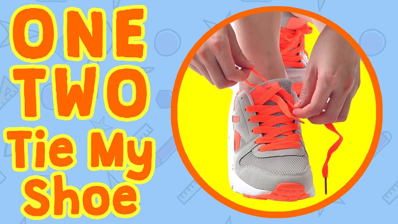 one two tie my shoe nursery rhymes for kids captain english songs