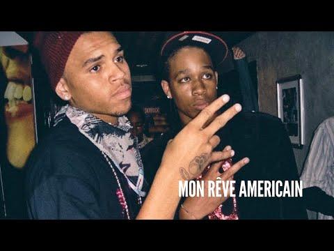 J'ai vécu un rêve américain avec Chris Brown, DJ Khaled, T-Pain et plein d'autre