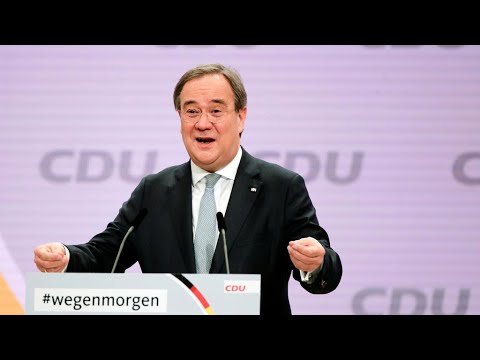 ألمانيا: انتخاب أرمين لاشيت المساند لسياسة ميركل رئيسا للاتحاد الديمقراطي المسيحي