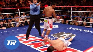 Manny Pacquiao vs David Diaz  FREE FIGHT