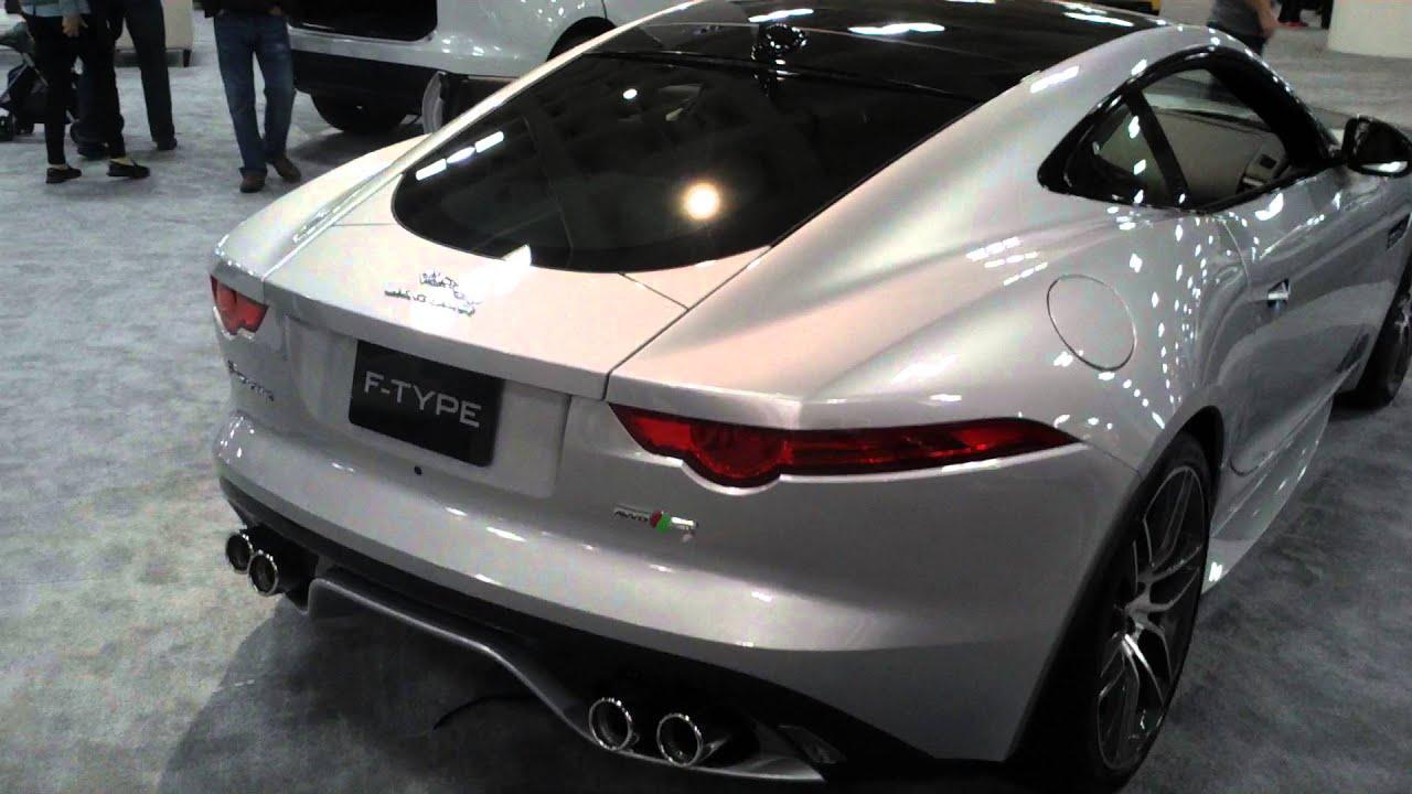Jaguar F Type AWD Moscone Car Show YouTube - Moscone car show