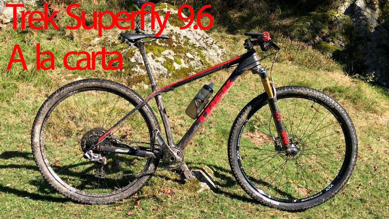 3be63731607 Trek Superfly 9.6 2016 | Review. Los Calvos de la Bicicleta
