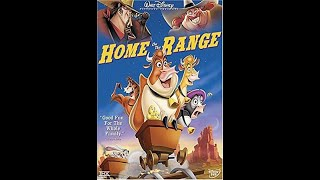 Opening to Home on the Range DVD (2004)