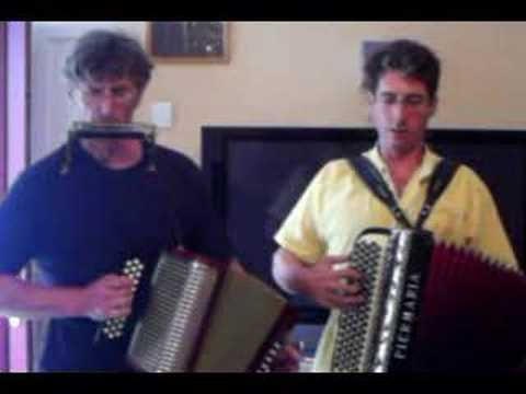 harmonica - La paloma - accordéon + harmonica